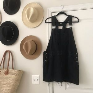 Overall Dress NWOT